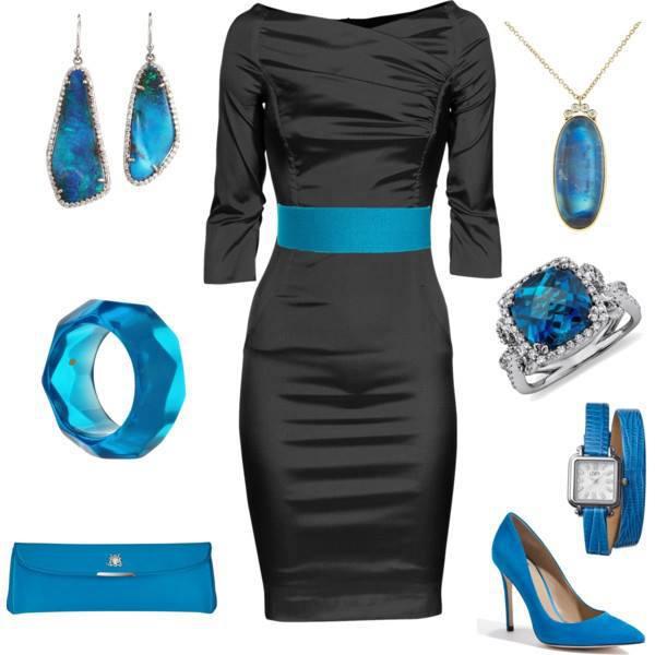 """V čom na svadbu .... """"little black dress"""" :) - Obrázok č. 22"""