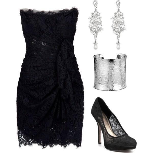 """V čom na svadbu .... """"little black dress"""" :) - Obrázok č. 4"""