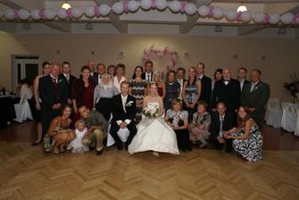 Rodinné foto -  Tomová rodina