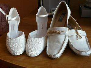 i s botičkami na přezutí kdybych nezvládala :-)