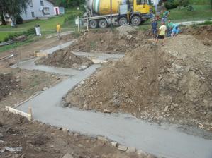47m3 betonu.