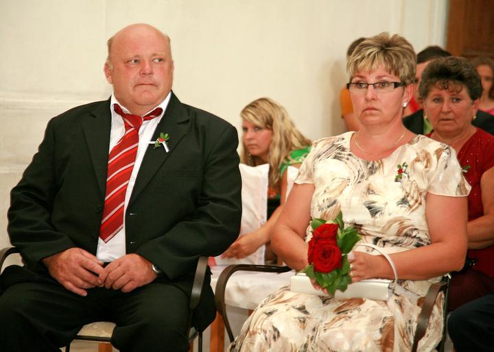 Lenka Línková{{_AND_}}Aleš Reich - Rodiče nevěsty