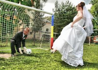 Zkouška manžela :-)