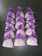 Pytlíčky s rýží