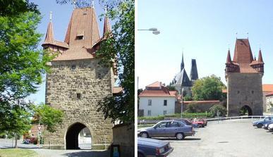 Je to krásne mestečko v Čechách