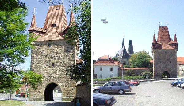 12.8.2006 - Je to krásne mestečko v Čechách