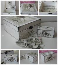 moja prva krabicka:) .......... stretavka anjelov