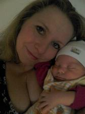 Maminčin třikilový uzlíček lásky a štěstí :-*