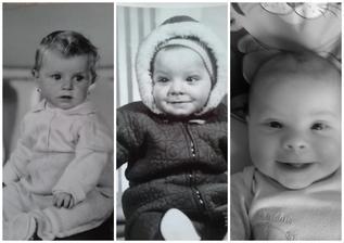 Maminka + tatínek = Eliška :-)