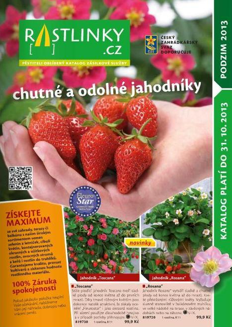 rostlinky_cz - Katalog Podzim 2013