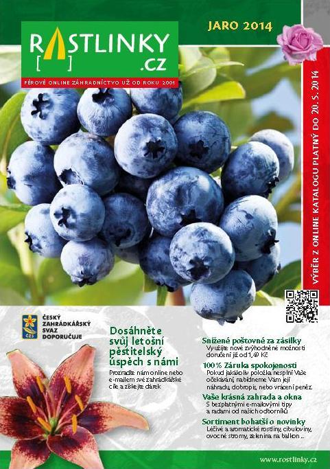 rostlinky_cz - Katalog Jaro 2014
