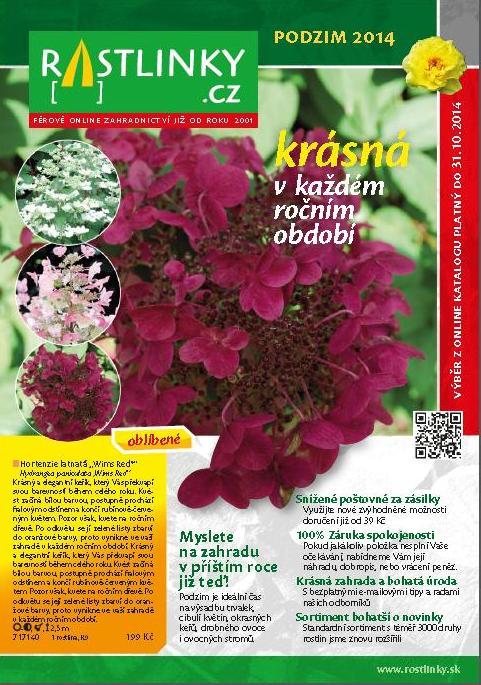 rostlinky_cz - Katalog Podzim 2014