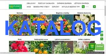 rostlinky_cz - Katalog Jaro 2015