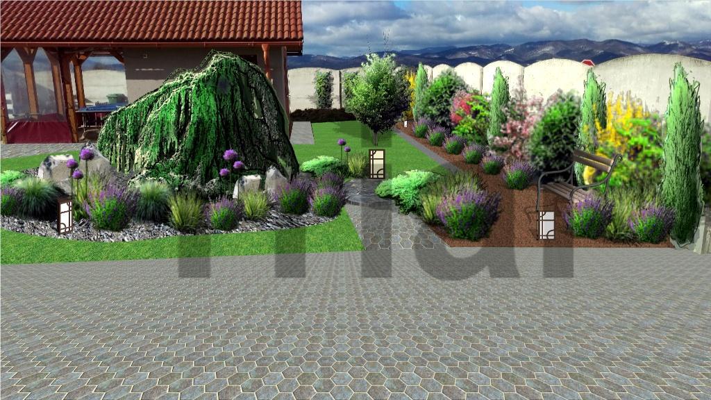 Návrhy zahrad II - Obrázek č. 1
