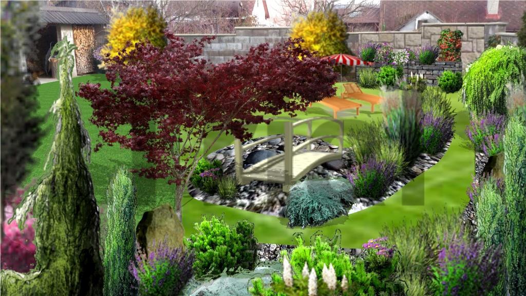 Návrhy zahrad II - Obrázek č. 4