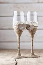 Takéto poháre si vyrobíme