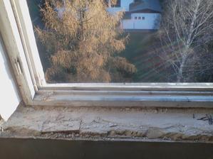 ... a steré okná idu preč ...