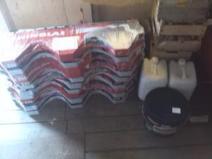 material na vystavbu novej chatky s terasou