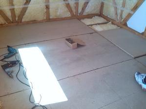 zaciname s doskamy na podlahu