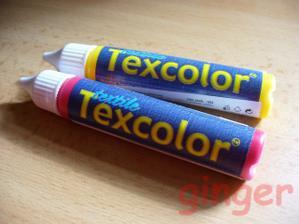 Nažehlovací barvičky na textil... budu také tvořit trička ŽENICH, NEVĚSTA:-)