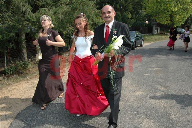 Jindřich{{_AND_}}Kateřina (ginger) - Cestou na parník - s taťkou