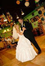 novomanželský první taneček