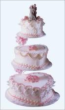 zaujimava, v tvare srdca, no okruhle torty su predsa asi len krajsie