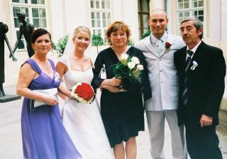 s mojou super maminkou a Tomaskovymi uzasnymi rodicmi