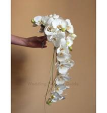 Orchidea...  úžasné ... a pár takychto aj do vlasov