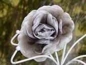 Ruža - brošňa,