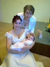 S maminkou miminka v pozadí