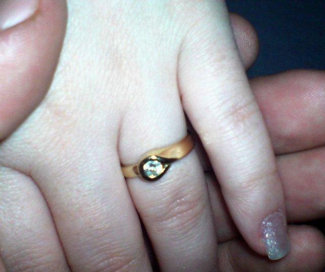 Nasa priprava (14.6.2008) - Snubny prstienok