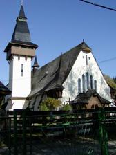 """tak to je kostolík, v ktorom si povieme """"áno"""" :-)"""