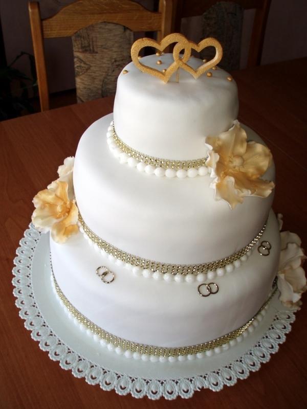Čo už máme :D - torta