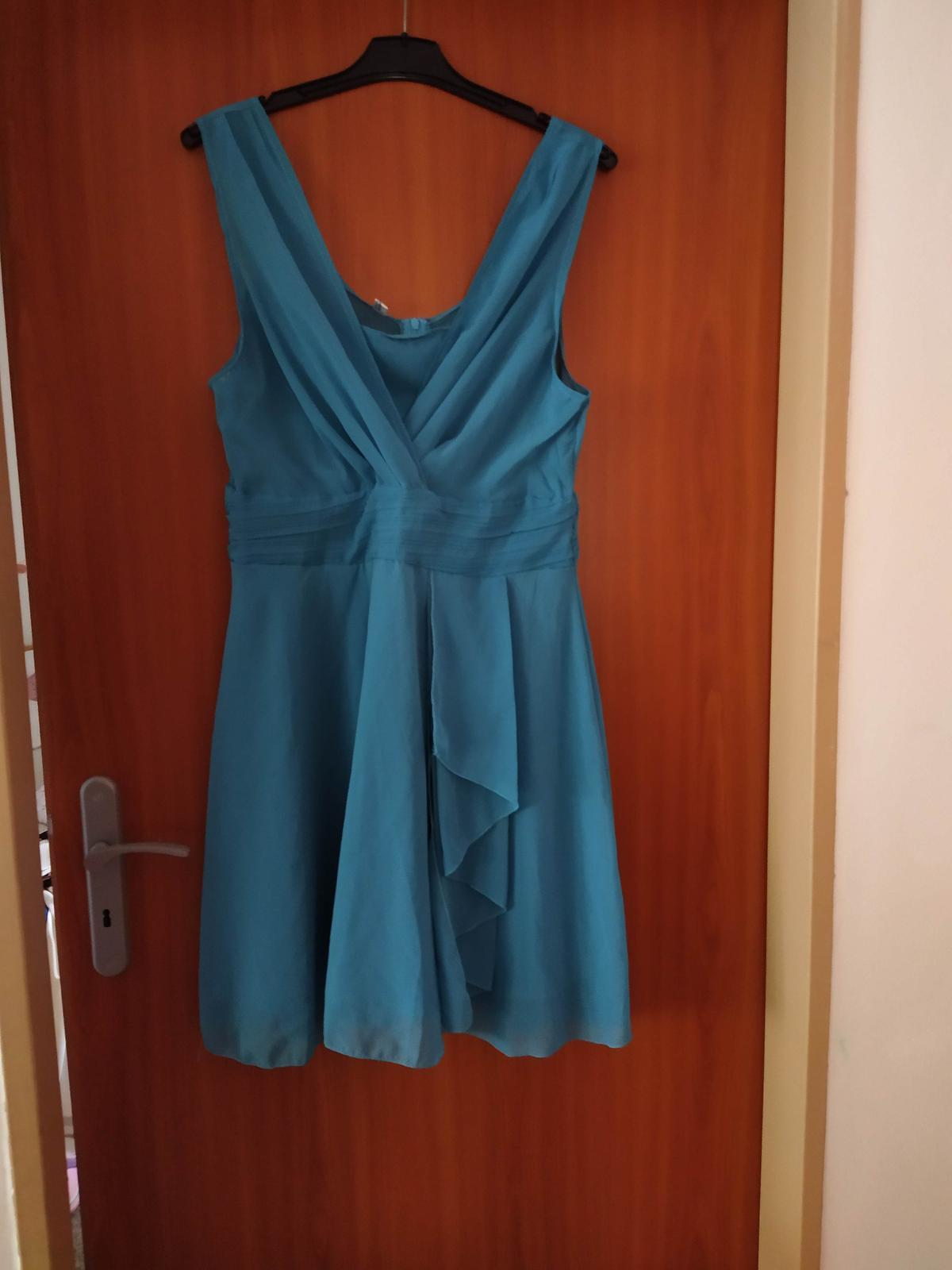 společenské šaty vel XL - Obrázek č. 1