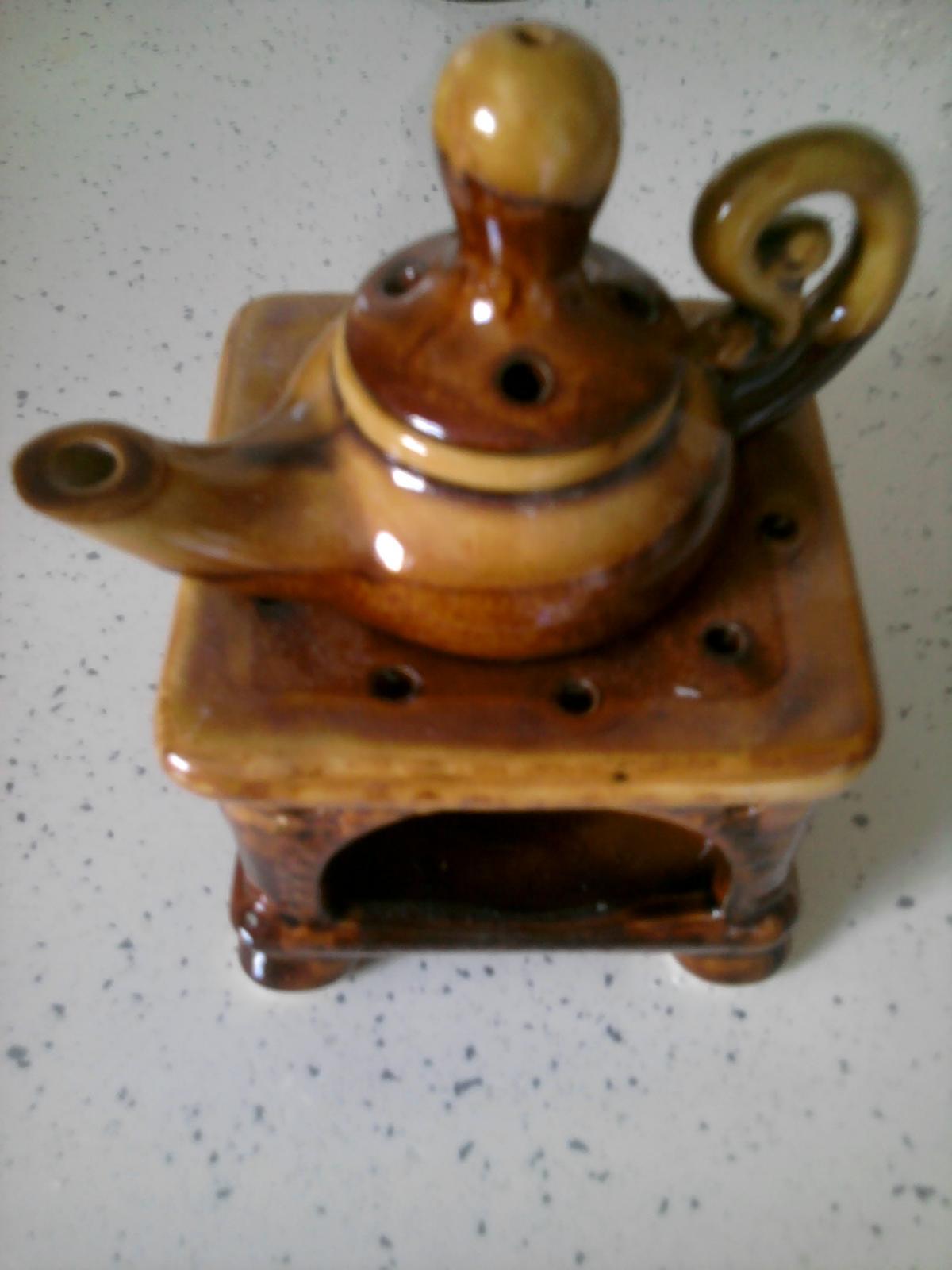 aladinova aroma lampa  - Obrázok č. 1