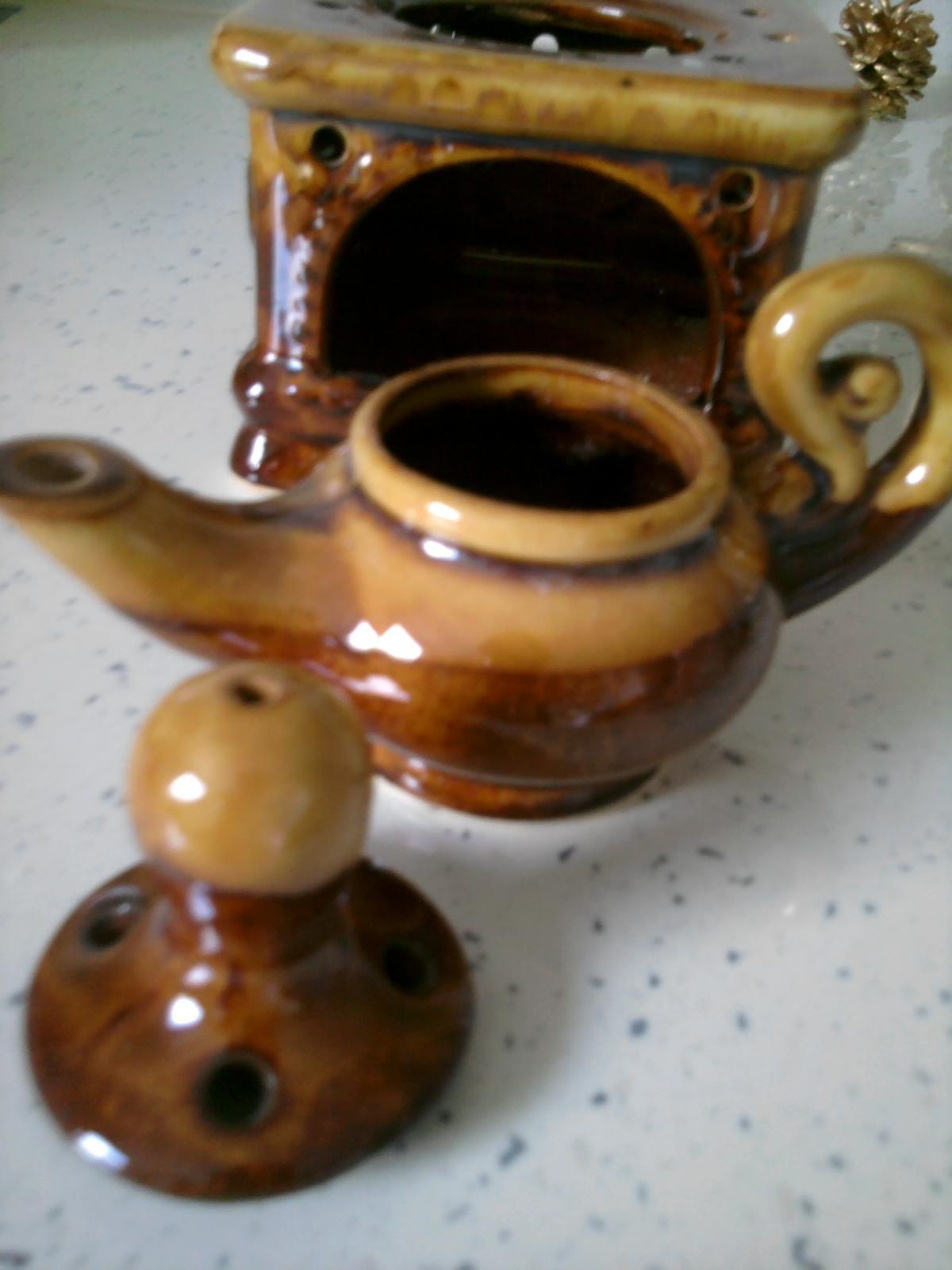 aladinova aroma lampa  - Obrázok č. 4