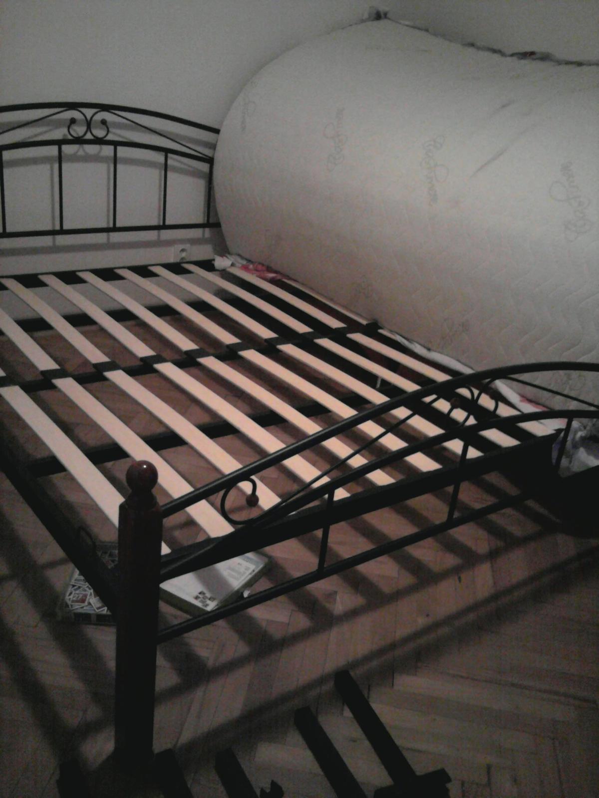 kompletná posteľ 180 - Obrázok č. 1
