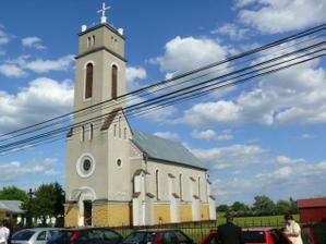 a to je kostol, kde budeme mat sobas