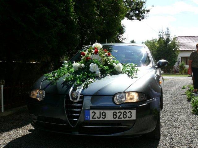 Michaela{{_AND_}}Pavel - Toto autíčko nás rozvážalo...