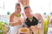 Podbradníky pre novomanželov,