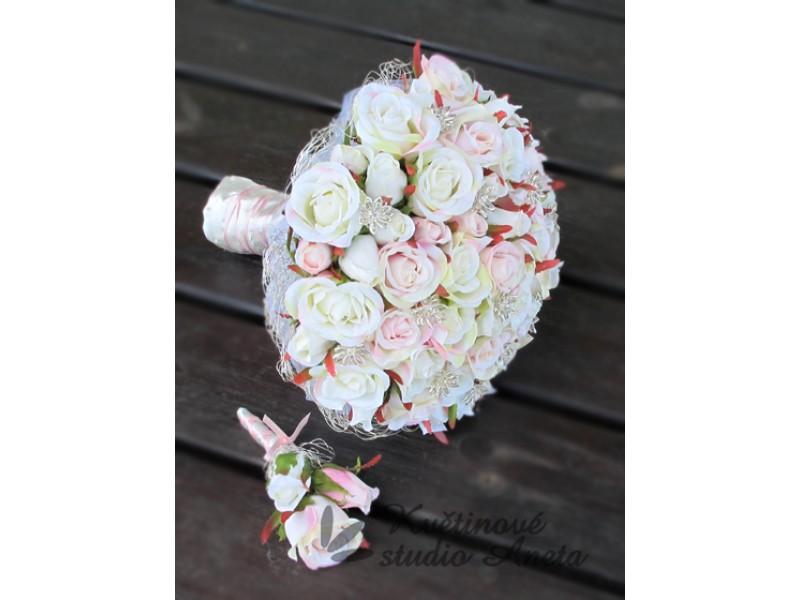 Trendy svatební kytice které vydrží! - Obrázek č. 10