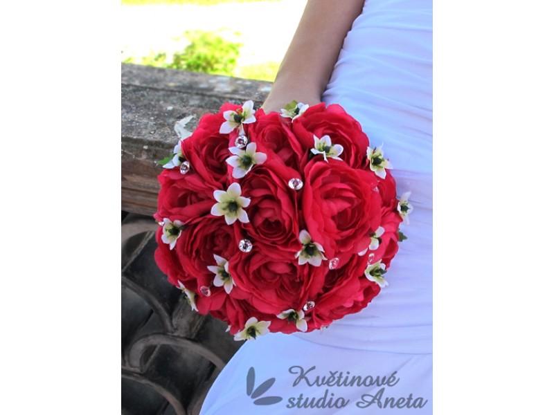 Trendy svatební kytice které vydrží! - Obrázek č. 26