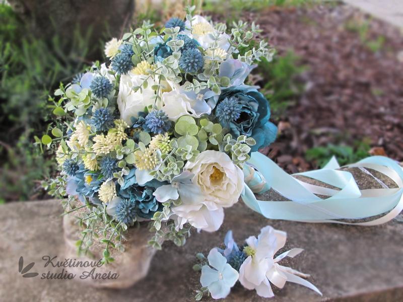 Trendy svatební kytice které vydrží! - Obrázek č. 47