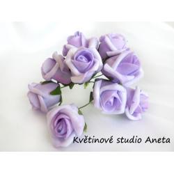 Dekorační poupátka růží - Obrázek č. 1