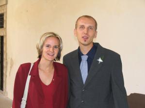 brácha s manželkou