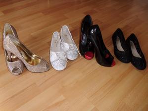 Svadobná obuv :)