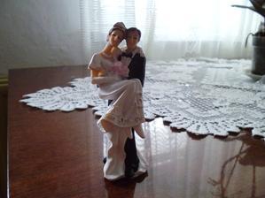 Na svadobnú tortu :)