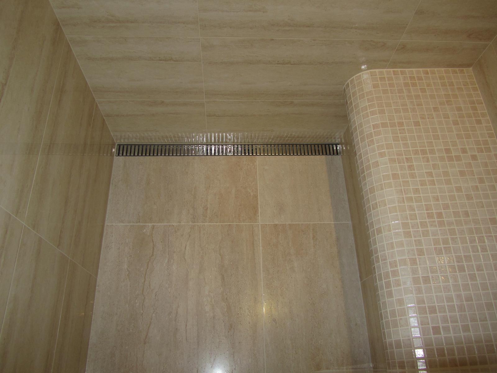 žlab ve sprchovém koutě... - Obrázek č. 1