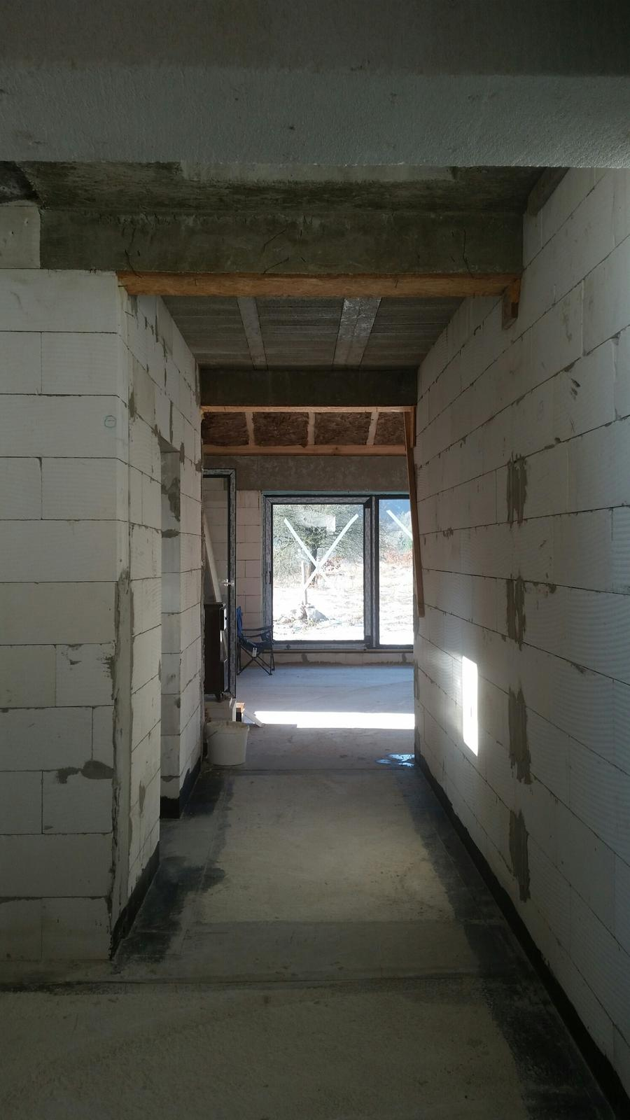 Hruba stavba - interier - Obrázok č. 1